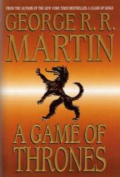 A Game of Thrones (A Song of Ice and Fire, #1) Book