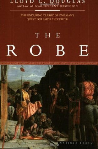 Image result for the robe by lloyd c. douglas