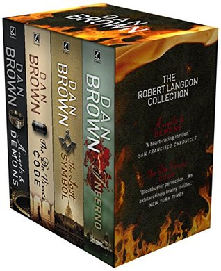 The Robert Langdon Collection by Dan Brown: Inferno/The Lost Symbol/The Da Vinci Code/Angels & Demons