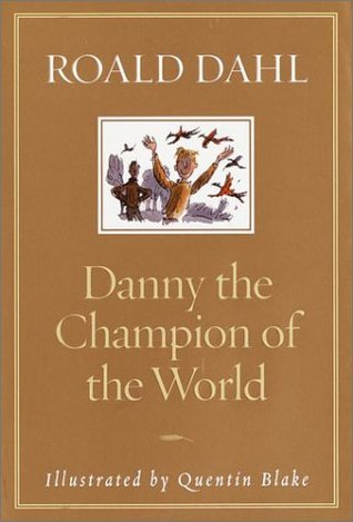 Image result for danny the champion of the world book cover