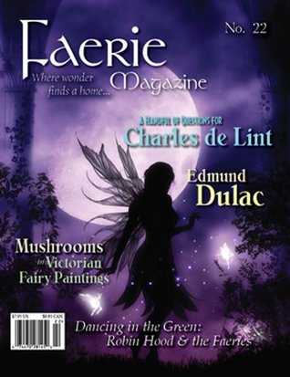 Faerie Magazine #22, Autumn 2011