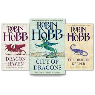 The Rain Wild Chronicles (3 Volume Set)
