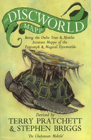 The Discworld Mapp: Being the Onlie True and Mostlie Accurate Mappe of the Fantastyk and Magical Dyscworlde