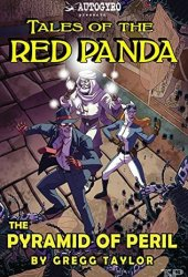 Tales of the Red Panda: Pyramid of Peril Book