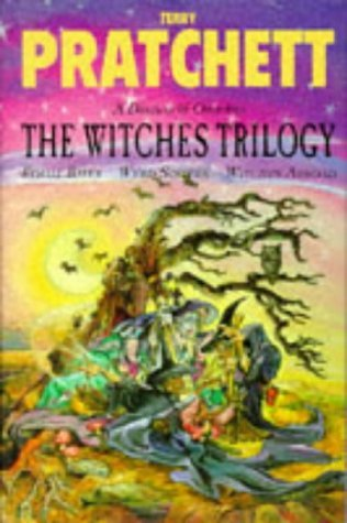 The Witches Trilogy (Discworld #3,6,12)