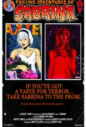 Chilling Adventures of Sabrina #4 Book