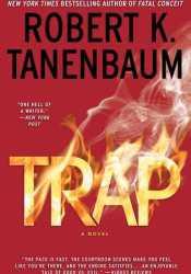 Trap Book by Robert K. Tanenbaum