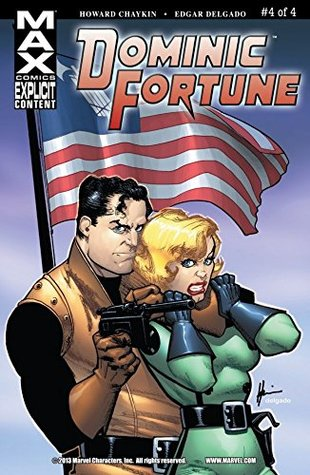 Dominic Fortune #4 (of 4) (Dominic Fortune Vol. 1)