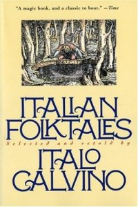 Book cover for Italian Folktales by Italo Calvino