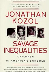 Savage Inequalities: Children in America's Schools Book
