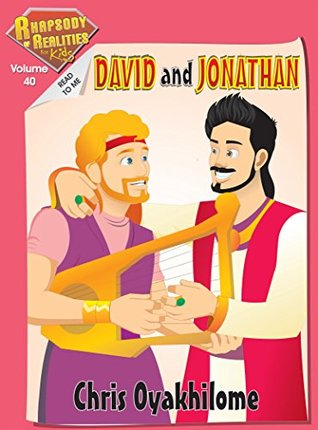 Rhapsody of Realities for Kids, September Edition - David and Jonathan