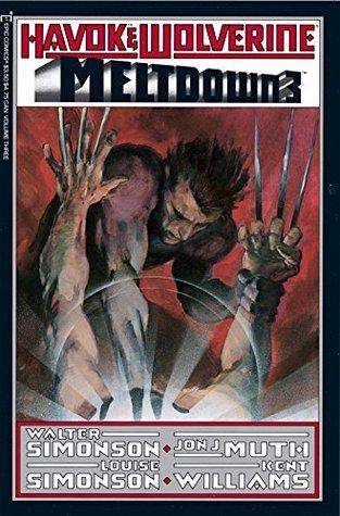 Havok and Wolverine: Meltdown #3
