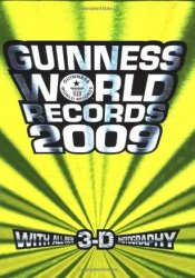 Guinness World Records 2009 Book by Craig Glenday