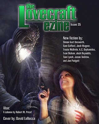 Lovecraft eZine - Summer 2015 - Issue 35