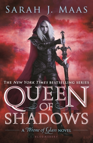 Recensie: Queen of shadows van Sarah J. Maas