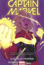 Captain Marvel, Volume 3: Alis Volat Propriis Book