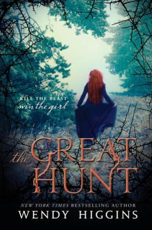 The Great Hunt (Eurona Duology #1) – Wendy Higgins