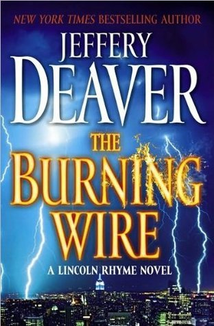 Image result for the burning wire jeffery deaver