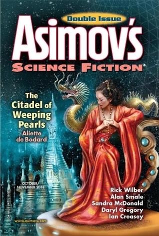 Asimov's Science Fiction, October/November 2015