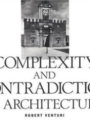 Complexity and Contradiction in Architecture Book by Robert Venturi