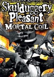 Mortal Coil (Skulduggery Pleasant, #5) Book by Derek Landy