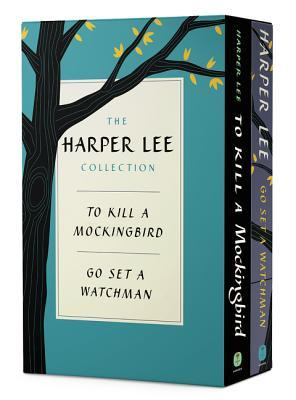 The Harper Lee Collection: To Kill a Mockingbird + Go Set a Watchman