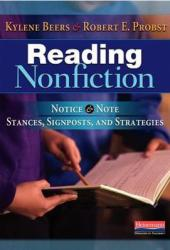 Reading Nonfiction: Notice & Note Stances, Signposts, and Strategies Book