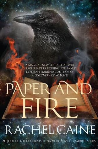 Paper and Fire (The Great Library #2) – Rachel Caine