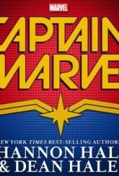 Captain Marvel YA Novel Book