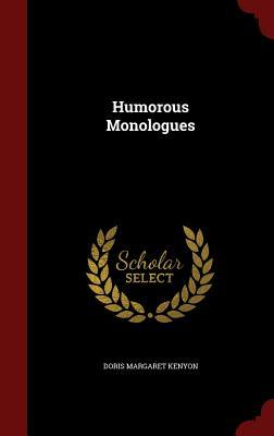 Humorous Monologues