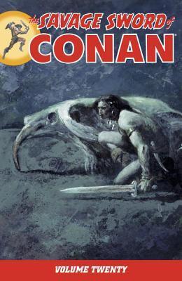 The Savage Sword of Conan, Volume 20