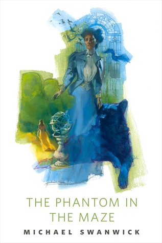 The Phantom in the Maze (The Mongolian Wizard, #7)