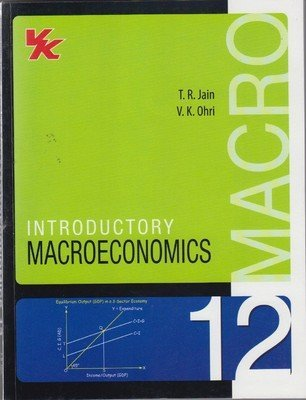 Introductory Macroeconomics - Class XII -