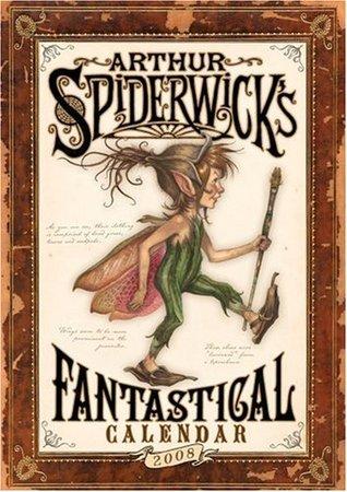 Arthur Spiderwick's Fantastical Calendar