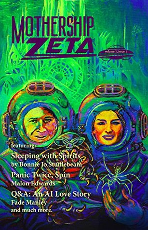 Mothership Zeta: Issue 1