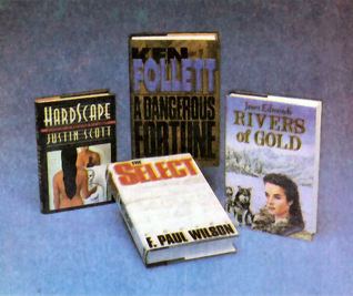 Reader's Digest Condensed Books: A Dangerous Fortune, The Select, Rivers of Gold, Hardscape