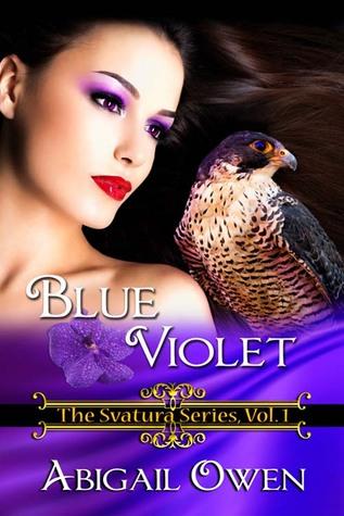Blue Violet (Svatura, #1)