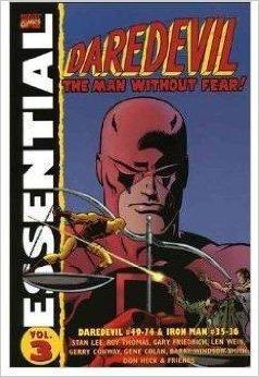 Essential Daredevil, Vol. 3