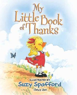 My Little Book of Thanks