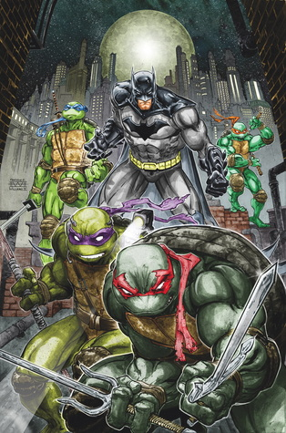 Batman/Teenage Mutant Ninja Turtles #1