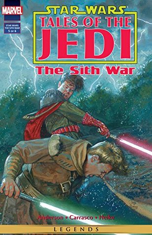 Star Wars: Tales of the Jedi - The Sith War (1995-1996) #5 (of 6)