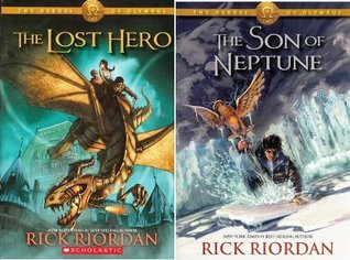 The Lost Hero / The Son of Neptune (The Heroes of Olympus #1-2)