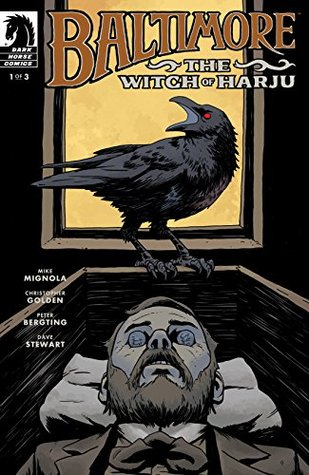Baltimore: The Witch of Harju #1