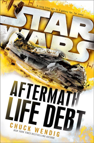 Star Wars: Life Debt Book Cover