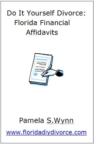 Do It Yourself Divorce: Florida Financial Affidavits