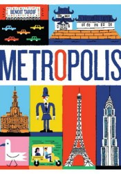 Metropolis Book by Benoit Tardif