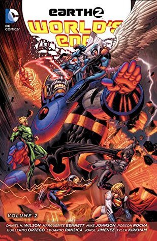 Earth 2: World's End Vol. 2 (Earth 2: World's End, #2)