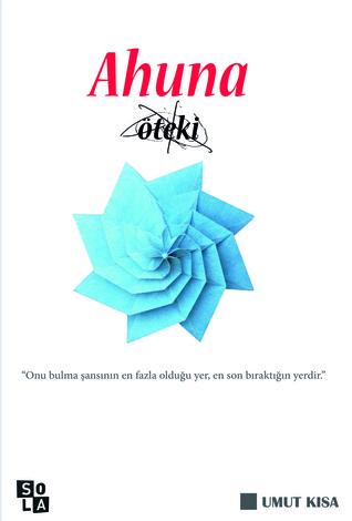 Ahuna Kitap Kapağı