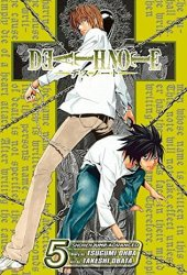Death Note, Vol. 5: Whiteout (Death Note, #5) Book