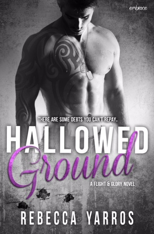 Recensie: Hallowed Ground van Rebecca Yarros